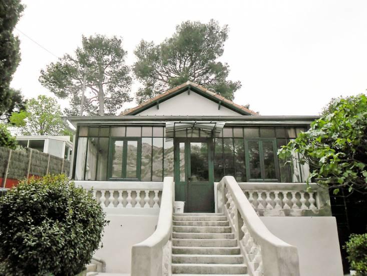 Relookage d 39 une maison d 39 t des ann es 30 la panouse marseille ing nierie d cor concept - Maison des annees 30 ...