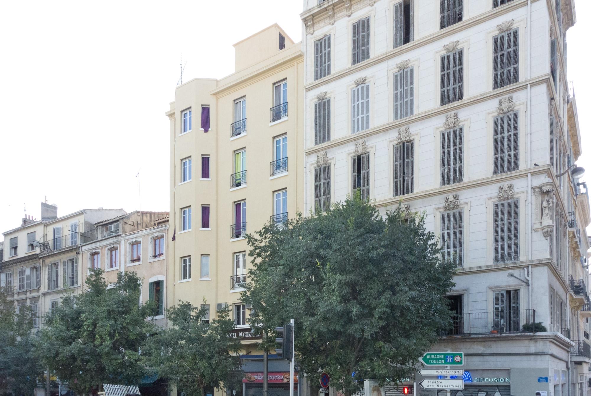 25, boulevard Dugommier à Marseille (13001)