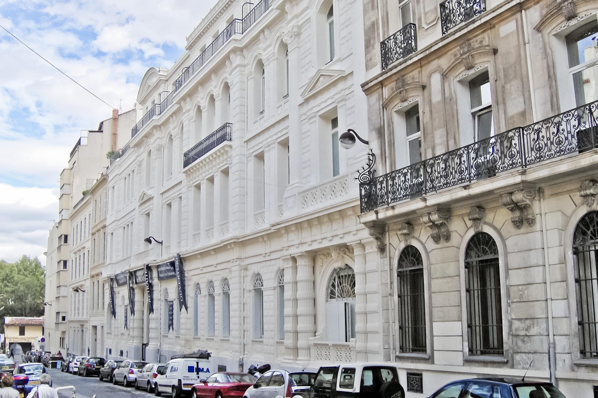 Rénovation de l'EHPAD Tiers Temps / Résidence du Palais à Marseille (13006)