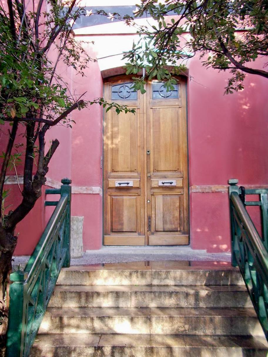 D coration int rieure la chaux d 39 une villa bandol - Decoration a la chaux ...