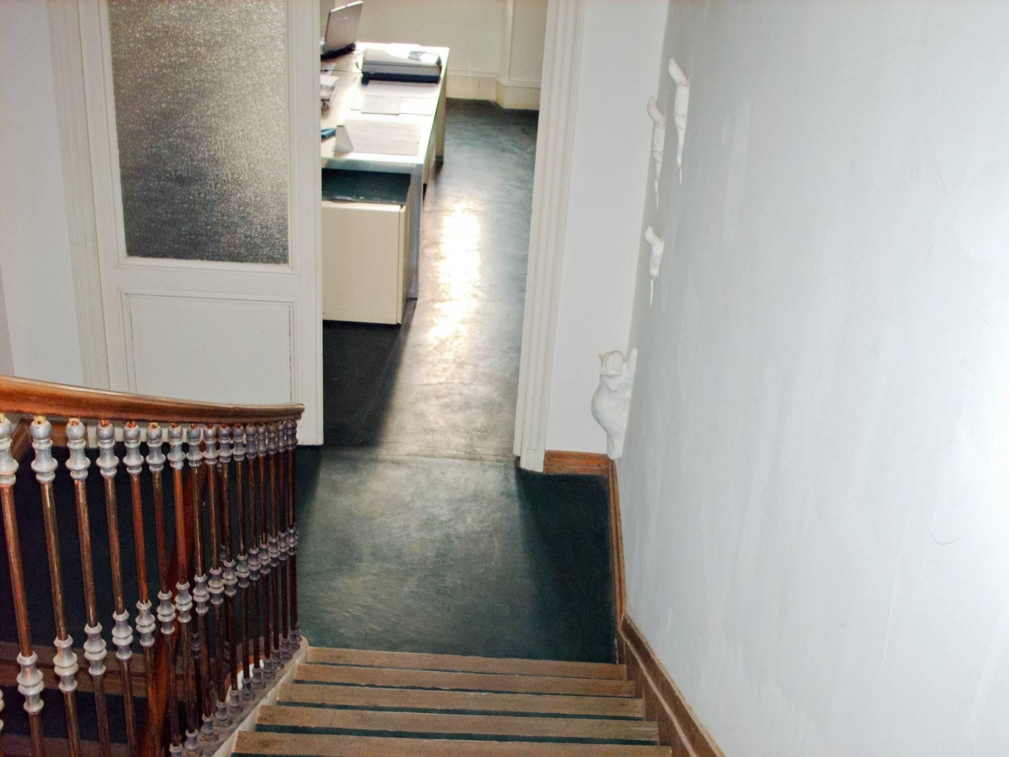 D coration int rieure la chaux d 39 une villa bandol for Decoration a la chaux
