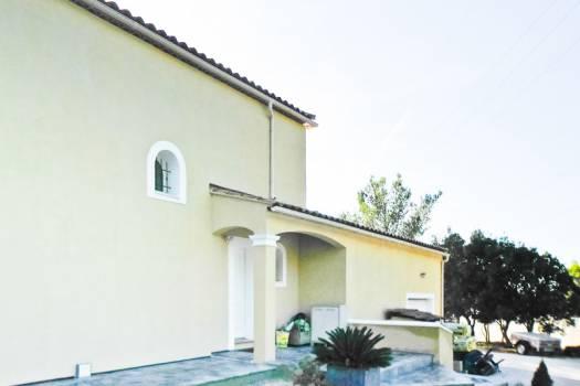 Ite d coration chaux d 39 une villa n o proven ale des ann es - Decoration a la chaux ...