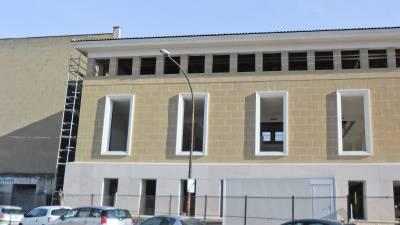Réhabilitation de la Bibliothèque Universitaire de Droit du Campus d'Aix-en-Provence (13100)